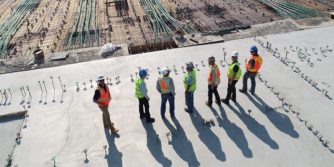 Six Ways Our Building Project Management Keeps Your Project On Track.
