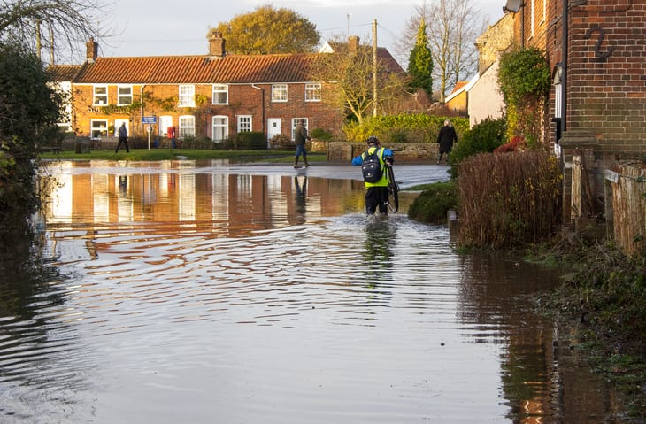Speed Up Your Flood Damage Claim With Expert Advice From A Chartered Surveyor.